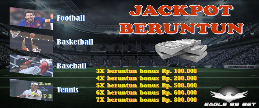 eagle88bet Win Beruntun